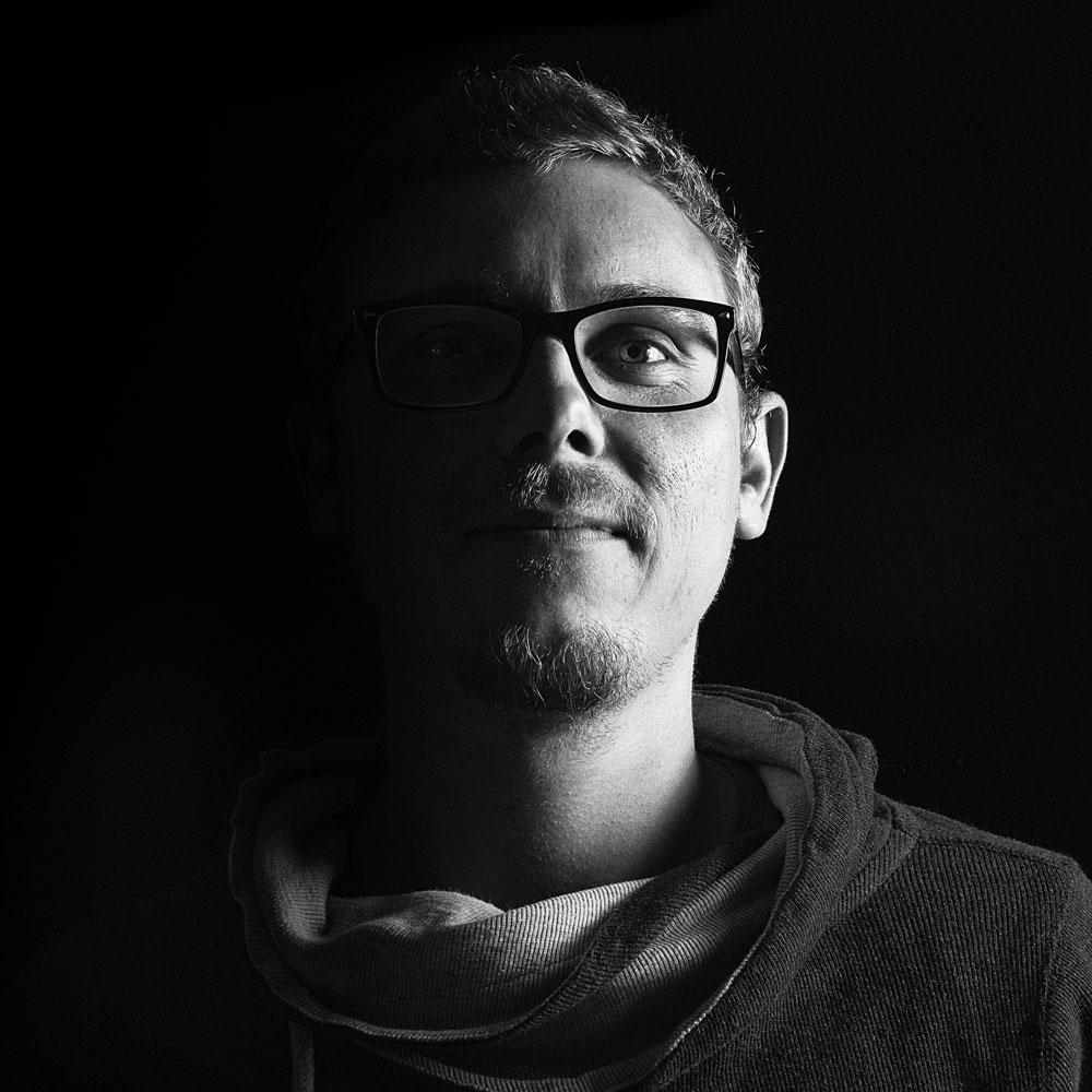 Alexander Fink - Grafikdesigner Ulm