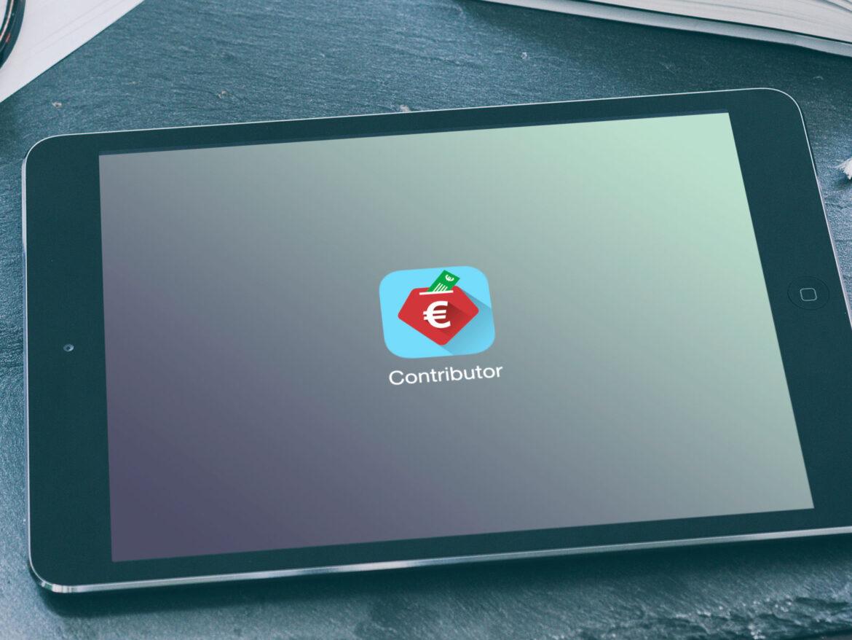 Contributor - App Icon Logodesign