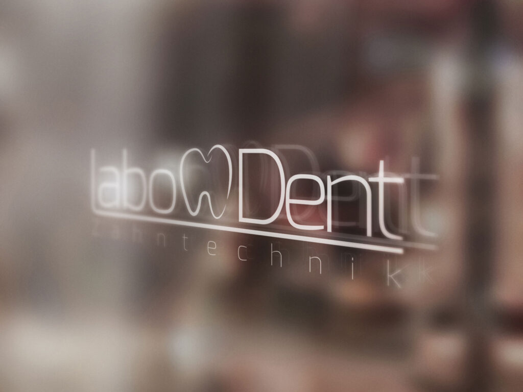 Labo Dent Zahntechnik - Logogestaltung