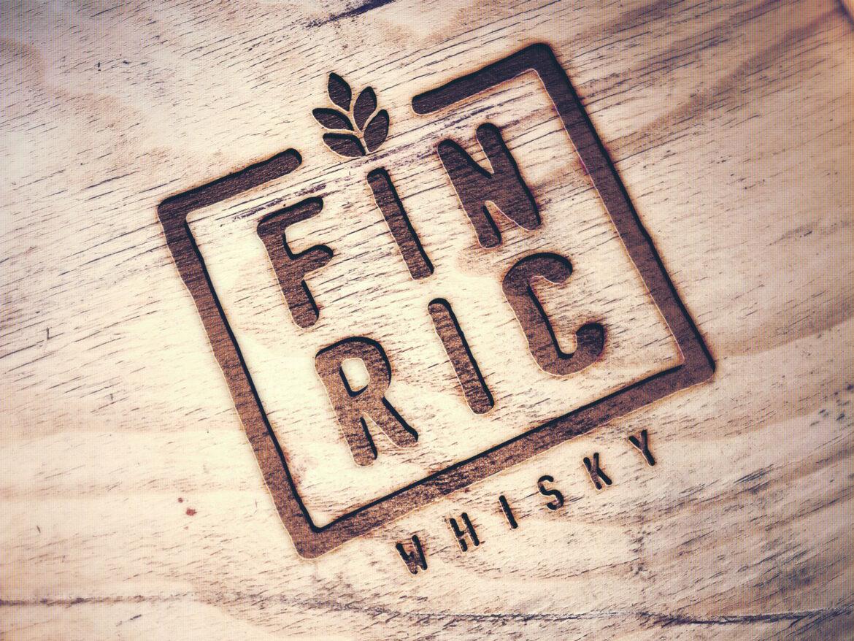 FINRIC Whisky - Logodesign / Logogestaltung