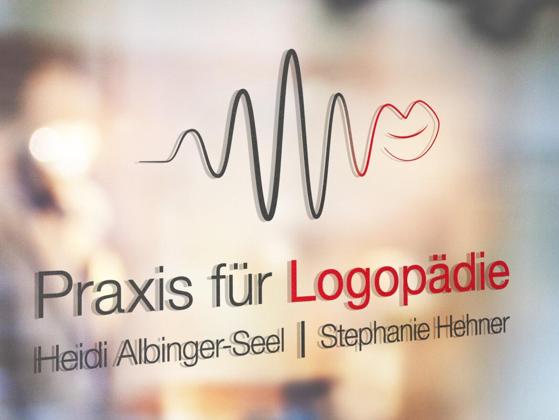Praxis für Logopädie - Logogestaltung