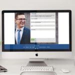 Webdesign - Wahlkampf Website Bellenberg