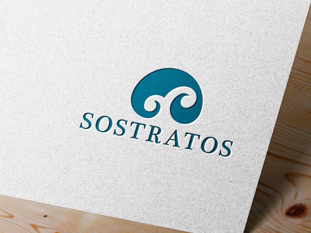 Sostratos - Logodesign
