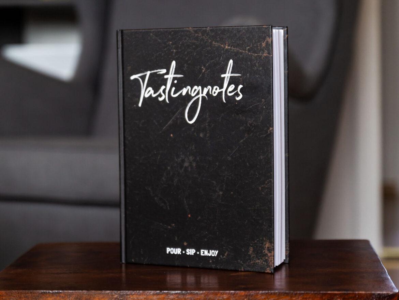 Tastingnotes - Whisky Tagebuch - Printdesign, Buch, Druck
